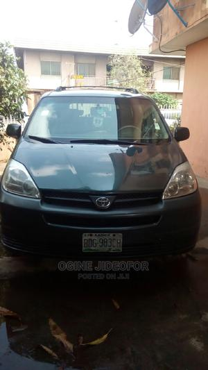 Toyota Sienna 2005 LE AWD Green   Cars for sale in Lagos State, Isolo