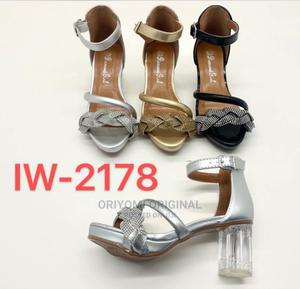 Baby Girl Heel Sandals | Shoes for sale in Lagos State, Ikorodu