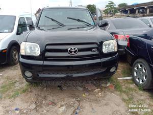 Toyota Tundra 2004 Automatic Black | Cars for sale in Lagos State, Amuwo-Odofin