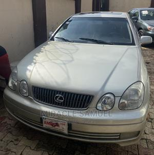 Lexus GS 2005 300 Silver | Cars for sale in Oyo State, Egbeda