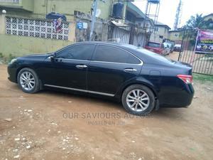 Lexus ES 2012 350 Black | Cars for sale in Lagos State, Magodo