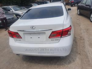 Lexus ES 2011 350 White | Cars for sale in Lagos State, Amuwo-Odofin