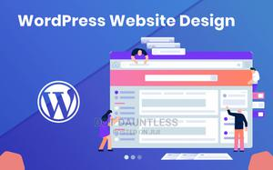 Wordpress Website Design   Computer & IT Services for sale in Lagos State, Ogba