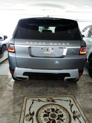 Land Rover Range Rover Sport 2020 HSE Dynamic 4x4 Gray | Cars for sale in Lagos State, Lekki