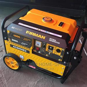 Quality Ac Master Sumec Firman AC6000 Super Silent 4.5kv Gen | Electrical Equipment for sale in Lagos State, Ojo