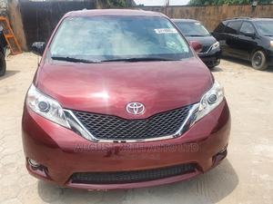 Toyota Sienna 2014 Red | Cars for sale in Lagos State, Amuwo-Odofin
