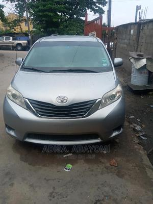Toyota Sienna 2011 LE 7 Passenger Gray | Cars for sale in Lagos State, Yaba