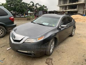 Acura TL 2010 SH-AWD Gray   Cars for sale in Lagos State, Ajah