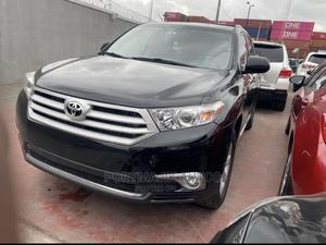 Toyota Highlander 2012 Black   Cars for sale in Lagos State, Amuwo-Odofin