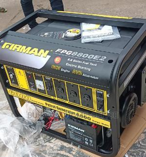6.5kva Sumec Firman Full Copper Coil Generator FPG8800E2 | Electrical Equipment for sale in Lagos State, Ojo