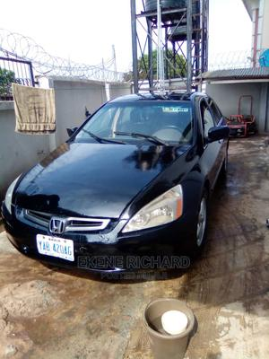 Honda Accord 2004 Automatic Black   Cars for sale in Imo State, Owerri