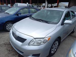 Toyota Corolla 2009 Silver | Cars for sale in Lagos State, Amuwo-Odofin