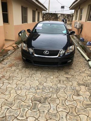 Lexus GS 2008 460 Black   Cars for sale in Abuja (FCT) State, Kubwa