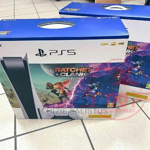 New PS5 Console With Complete Accessories | Video Game Consoles for sale in Lagos State, Ikeja