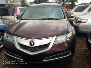 Acura MDX 2010 Brown | Cars for sale in Lagos State, Ipaja