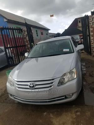Toyota Avalon 2007 XLS Silver | Cars for sale in Lagos State, Ikotun/Igando