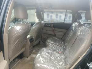 Toyota Highlander 2008 Limited 4x4 Black   Cars for sale in Lagos State, Surulere