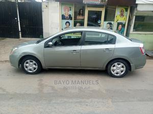 Nissan Sentra 2008 2.0 Gray | Cars for sale in Lagos State, Maryland