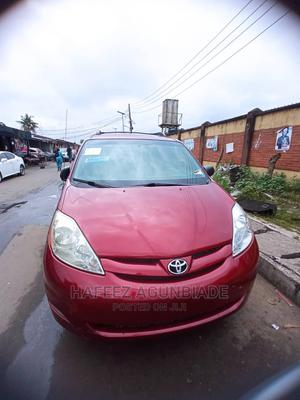 Toyota Sienna 2008 LE Red | Cars for sale in Lagos State, Surulere