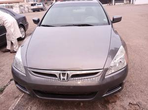 Honda Accord 2007 2.0 Comfort Gray | Cars for sale in Kaduna State, Kaduna / Kaduna State