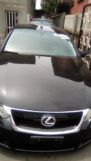 Lexus GS 2011 Black | Cars for sale in Lagos State, Surulere