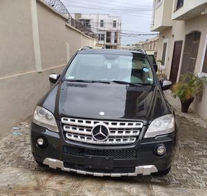 Mercedes-Benz M Class 2009 ML550 AWD 4MATIC Black | Cars for sale in Lagos State, Ojodu