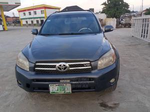 Toyota RAV4 2007 Sport V6 4x4 Black | Cars for sale in Lagos State, Isolo