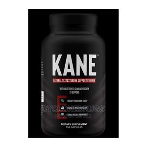 Kane Natural Testosterone Enhancement Pills for Men 150 Caps   Vitamins & Supplements for sale in Lagos State, Amuwo-Odofin