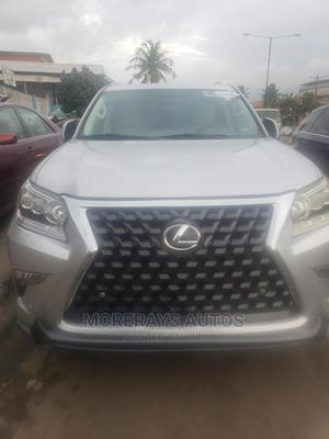 Lexus GX 2018 460 Luxury Silver   Cars for sale in Lagos State, Ikeja