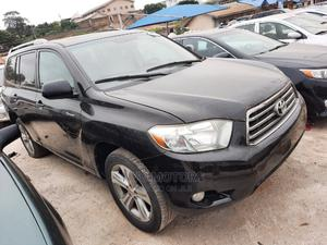 Toyota Highlander 2008 Sport Black | Cars for sale in Oyo State, Oluyole