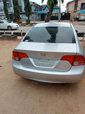 Honda Civic 2007 1.4 Silver | Cars for sale in Lagos State, Alimosho