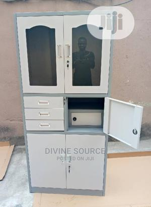 Quality Office Metal Cabinet | Furniture for sale in Lagos State, Lekki
