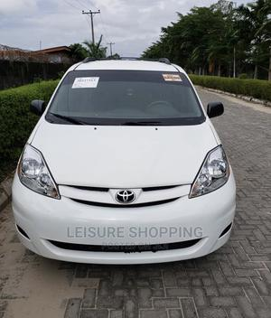 Toyota Sienna 2006 CE FWD White | Cars for sale in Lagos State, Ajah