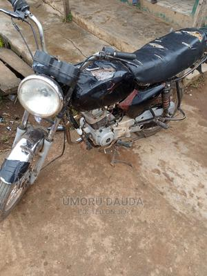 Bajaj Boxer 2018 Red   Motorcycles & Scooters for sale in Ogun State, Ifo