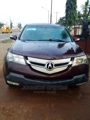 Acura MDX 2009 Brown   Cars for sale in Lagos State, Abule Egba