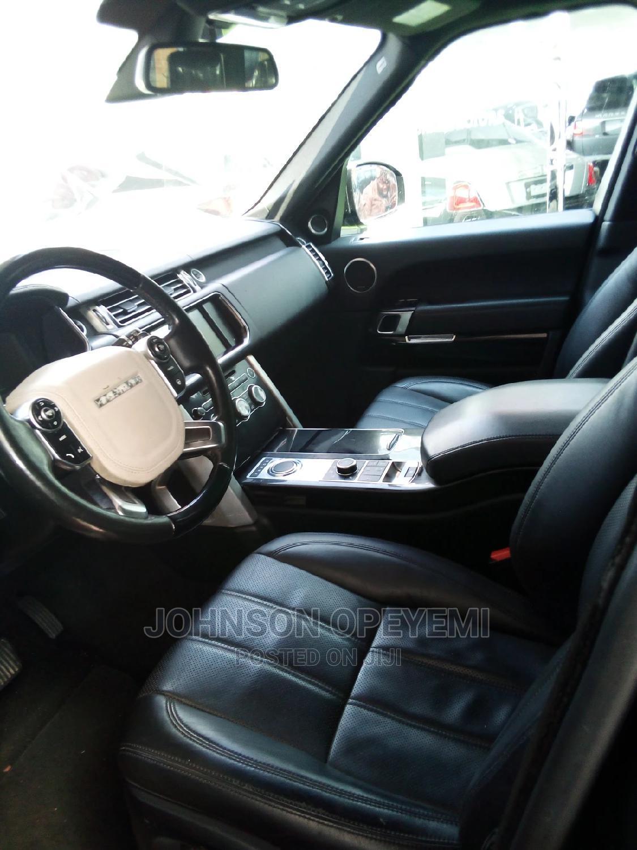 Land Rover Range Rover Vogue 2015 Black | Cars for sale in Lekki, Lagos State, Nigeria