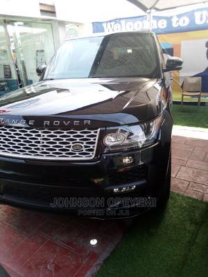 Land Rover Range Rover Vogue 2015 Black | Cars for sale in Lagos State, Lekki