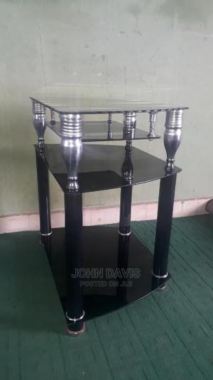 Glass TV Stand   Furniture for sale in Kaduna State, Zaria