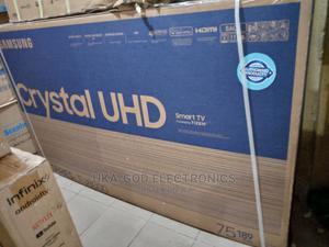 Samsung 75 Inch UHD Smart TV   TV & DVD Equipment for sale in Lagos State, Lagos Island (Eko)