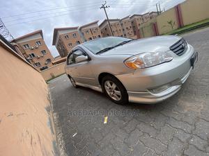 Toyota Corolla 2004 S Silver   Cars for sale in Lagos State, Ifako-Ijaiye