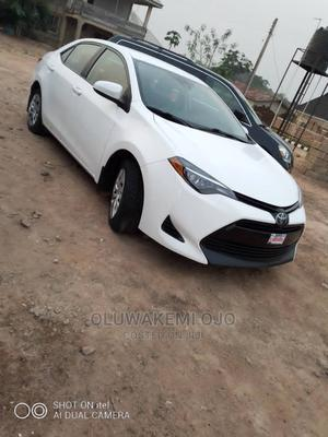 Toyota Corolla 2017 White | Cars for sale in Ondo State, Akure