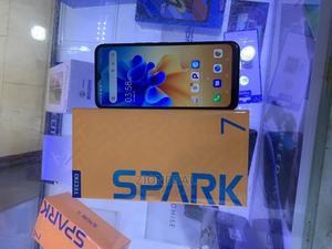 New Tecno Spark 7 32 GB Black | Mobile Phones for sale in Abuja (FCT) State, Mararaba