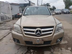 Mercedes-Benz GLK-Class 2010 Gold | Cars for sale in Lagos State, Ikeja