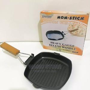 Non Stick Square Grill Pan 24cm | Kitchen & Dining for sale in Lagos State, Lagos Island (Eko)