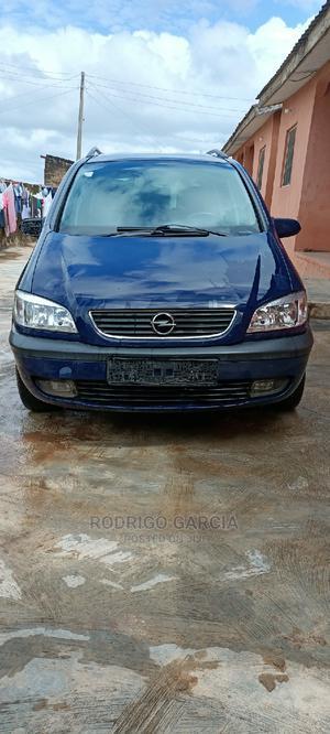 Opel Zafira 2004 1.6 Blue | Cars for sale in Oyo State, Ibadan