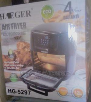 Haeger 12 Liters Air Fryer | Kitchen Appliances for sale in Lagos State, Ojo