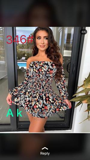 New Quality Short Gown for Ladies   Clothing for sale in Lagos State, Surulere
