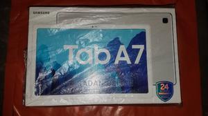 New Samsung Galaxy Tab A7 10.4 (2020) 32 GB Silver   Tablets for sale in Oyo State, Ibadan