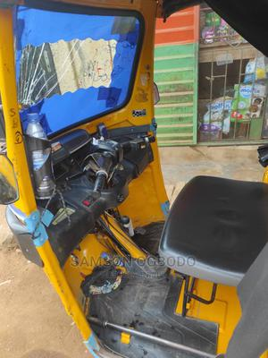 TVS Apache 180 RTR 2018 Yellow | Motorcycles & Scooters for sale in Lagos State, Ipaja