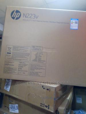 HP N223V LED Backlight Monitor - 22 Inches | Computer Monitors for sale in Lagos State, Ikeja